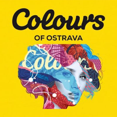 Body Marbling at Colors of Ostrava Festival